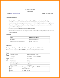 Resume Format Download In Ms Word 2007. Free Best Resume Format ...