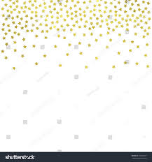 wedding book cover template sparkle texture background stars gold confetti stock illustration