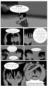 ArtStation - A Detective Conan Story: Doubletrouble, Ikasul 1kk0