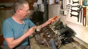 Peugeot / Citroen Replacing cylinder head gasket 1.4l TU3 JP engine ...