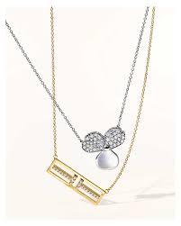 Посмотреть <b>украшения</b> Tiffany в Интернете | Tiffany & Co.