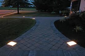Brick Paver Lights Cobble Paver Lights Tri North Lighting
