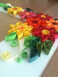 Paper Quilling Flower Frames Paper Quilling Flower Frames Traffic Club