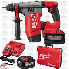 milwaukee m18 fuel hammer drill. milwaukee 2715-22hd m18 fuel 1-1/8\ hammer drill