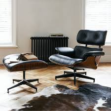 Eames Chair With Ottoman Gorgeous Herman Miller Eames Chair For You To Lounge In Style