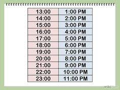 24 Hour Military Time Conversion Chart 24 Hour Time Converter Chart Hour Free Download Printable
