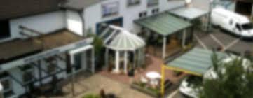 Beyer Terrassendach Fenster Und Haustür