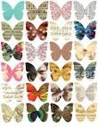 Скрап бабочки для вырезания
