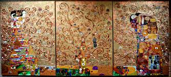 module painting the tree of life the tree of life gustav klimt tree of life gustav klimt