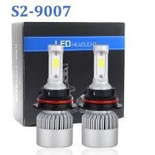 Kopen Goedkoop 2 Pcs 9007 Led Koplamp Lampen S2 36 W High Low Beam