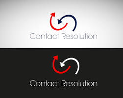 Logo Design Contact It Company Logo Design For Contact Resolution By Seema Gupta