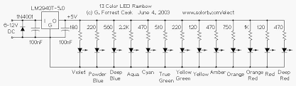 cir solorb ledrbow1 gif 12v led wiring diagram 12v image wiring diagram 12 volt lighting
