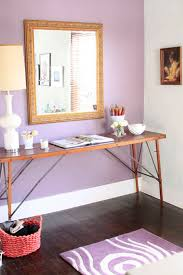 Small Picture Purple Accent Wall Contemporary entrancefoyer Ralph Lauren