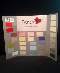 Frenchic Colour Chart The Frenchic Colour Chart From Frenchic Furniture Paint