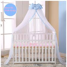 bcute baby crib cot lace mosquito net with stand high quality mosquito net set