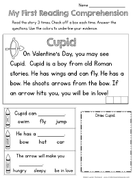 First-grade-reading-worksheets- &