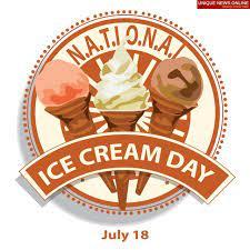 National Ice Cream Day (US) 2021 ...
