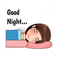 1957226 good night cartoon cartoon sleeping