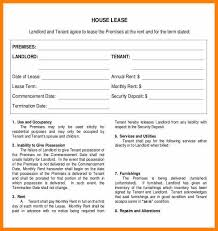 Sample House Lease Agreement - Sarahepps.com -