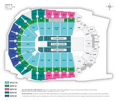 Goodyear Theater Seating Chart 53 Organized Seating Chart For Veterans Memorial Arena