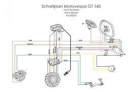 wiring harness motovespa gt 160 (set) Wiring Diagram Symbols Femsa Wiring Diagram #18