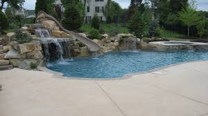 Marvelous Stamped Concrete Around Pool 19 For Your Decoration Ideas Design  with Stamped Concrete Around Pool