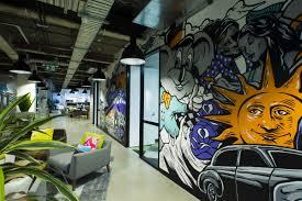 facebook office interior. Facebook / Siren Design | Interior - Corporate Or Hospitality Office