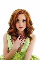 miss jayma mays thanks to liam for the info