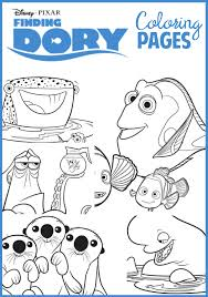 Small Picture Finding Dory Coloring Pages Simply Being Mommy