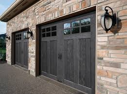 captivating faux wood garage door clopay canyon ridge photo review i n u l a t e d c r g h o paint cost update with stain