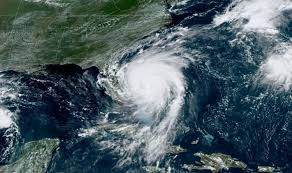 Hurricane Dorian Weather Map Charts Show Deadly Flood And