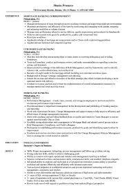 Mortgage Loan Officer Resume Best Ideas Of Mortgage Banker Resume