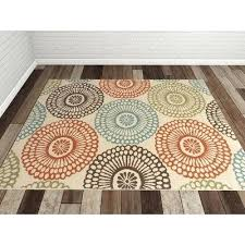 chocolate area rug orange brown area rug brown area rugs 5x8