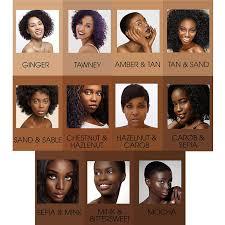 Iman Foundation Chart Flori Roberts Cream To Powder Chestnut C5 30125
