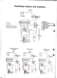 wiring euro headlight wiper motors 240 turbobricks forums i ve scanned the volvo wiring diagrams for the 240 wash wipe