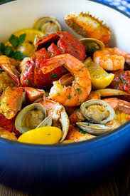 seafood boil recipe dinner at the zoo