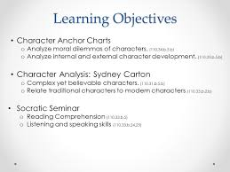 sydney carton a tale of two cities ppt video online  learning objectives character analysis sydney carton