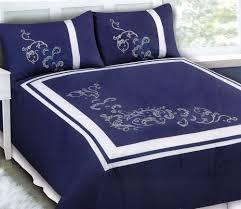 royal blue duvet covers