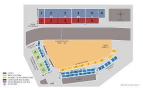 Stampede Rodeo Seating Chart Ponoka Stampede Ponoka Tickets Schedule Seating Chart
