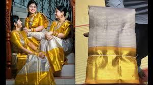 Latest Design Kanjivaram Sarees 10 Latest Designer Kanjeevaram Sarees Online