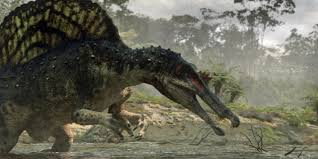 carcharodontosaurus size bbc earth epic clash of the huge flesh eating dinosaurs