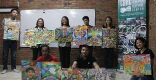 Young Artists From Luzon Dominate Abkd 2017 Poster Making