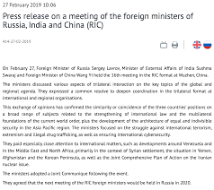 Press Release Format 2020 Viable Opposition Venezuela The Proxy For The Cold War Part 2