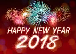 happy new year 2018. Unique 2018 With Happy New Year 2018 E