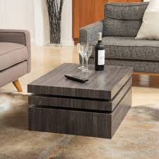 top console tables extra large coffee table game furniture tufted pullout baer console living room