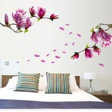 flower wall stickers home home decor