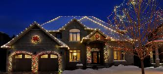 christmas lighting decoration. image christmas lighting decoration c