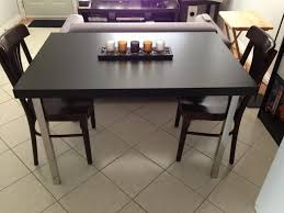 ikea fusion dining table review