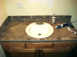 bathroom countertop replacement bathroom replacement