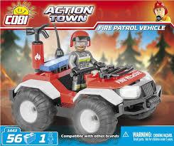 <b>Конструктор</b> Fire Patrol Vehicle
